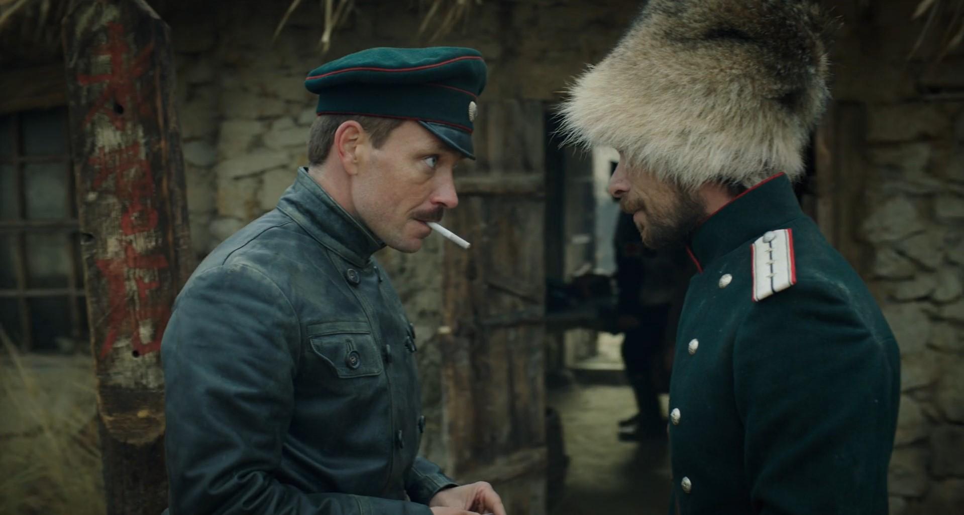 Фильм: Анна Каренина (2017)